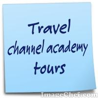 Travel channel academy tours