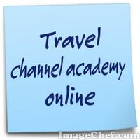 Travel channel academy online