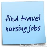 find travel nursing jobs
